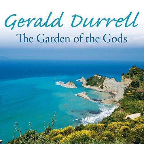 The Garden of the Gods audiobook cover art