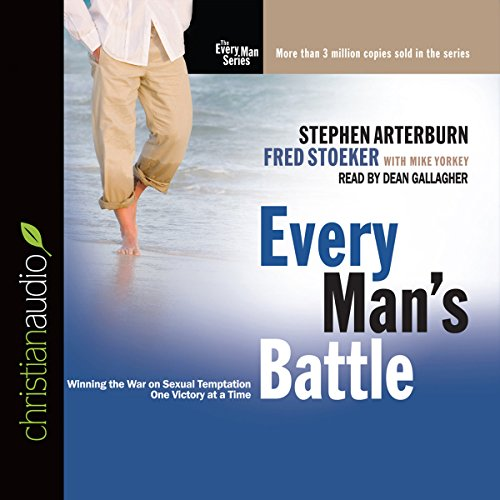 Every Man's Battle audiobook cover art