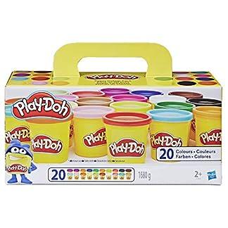 Play-Doh Super Farbenset (20er Pack), Knete für fantasievolles und kreatives Spielen 12