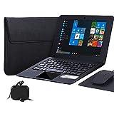 Ordinateur Portable 10,1 Pouces Windows 10 Quad Core Laptop...