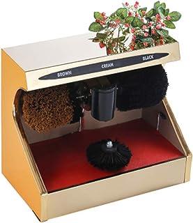 Polidor de zapatos eléctricos, eliminación de polvo de inducción automática Retiración de zapatos de limpieza de zapatos d...