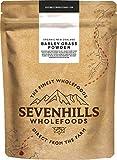 Sevenhills Wholefoods Polvere D'Erba D'Orzo Nuovo Zelanda Bio 500g