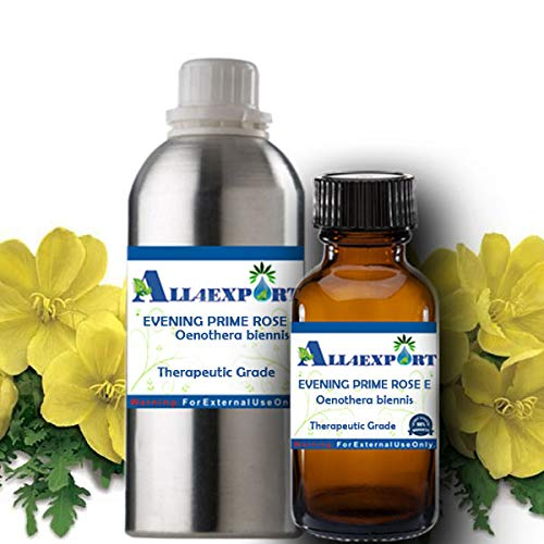New Essential Oil Pure Evening Primrose Oenothera Biennis Natural Pure 290 ML