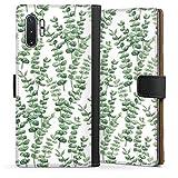 DeinDesign Étui Compatible avec Samsung Galaxy Note 10 Plus Étui Folio Étui magnétique Motifs...