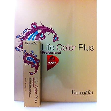 Farmavita Life Color Plus Tinte Capilar 6.62-90 ml: Amazon.es ...