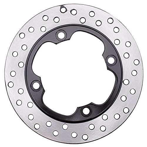 Rotor de disco de freno trasero de motocicleta Compatible con Honda NSS 250 CB 400N CB600 Avispón CBR 900RR FireBlade Daytona CBR 1000RR RVT 1000R CBR250 Rotor de disco de freno trasero de la motocicl
