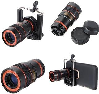 8 x Zoom Optical Lens for Mobile Phone Telescope