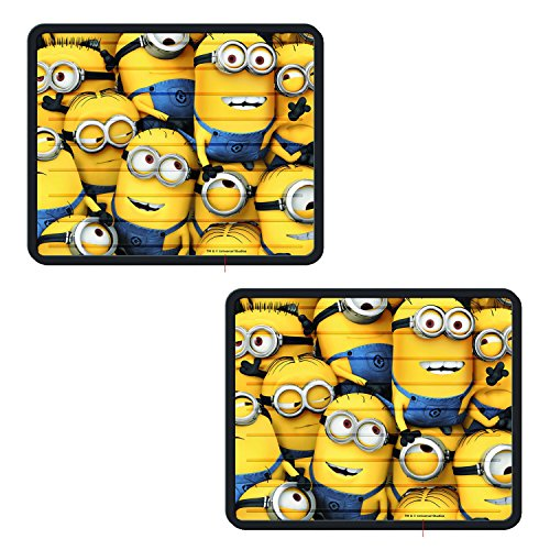 Universal Despicable Me Minions Rear Utility Floor Mats