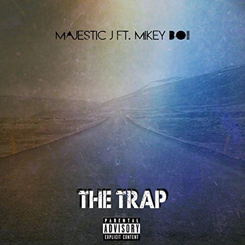 Majestic J feat. MIKEY BOII
