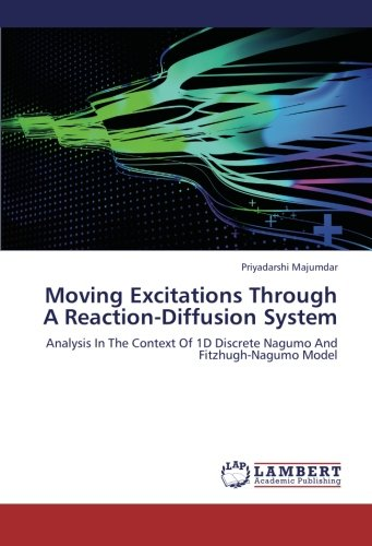 Moving Excitations Through A Reaction-Diffusion System: Analysis In The Context Of 1D Discrete Nagumo And Fitzhugh-Nagumo Model