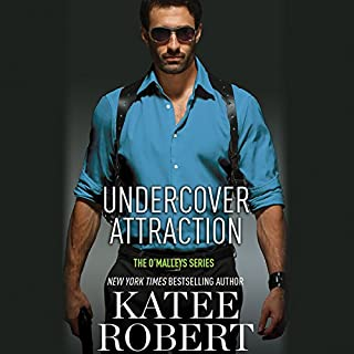 Undercover Attraction audiobook cover art