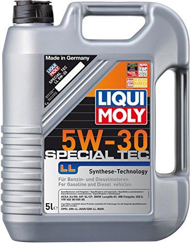 LIQUI MOLY 1193 Leichtlauf Special LL Motoröl 5 W-30 5 L