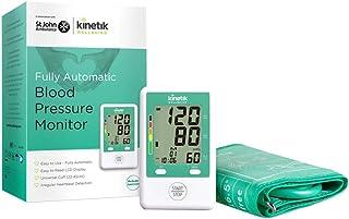 جهاز قياس ضغط الدم اوتوماتيك بالكامل من كينتيك Bpx1 - ابيض واخضر