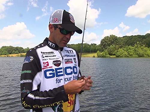 Fishing a Jig