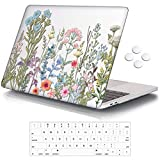 iCasso Hard Case & Keyboard Skin & Screen Protector for MacBook Pro 13