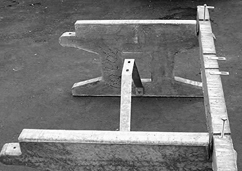 Sport-Thieme Untergestell Tischtennisplatte Premium lang