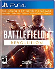 Bring the all-out war to new fronts with Battlefield 1 Premium Pass including multiplayer maps, armies and more in 4 themed digital expansion packs 14 Battlefield 1 Battle packs containing stand-out weapon skins 14 unique dog tags distributed over th...