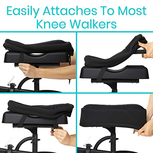 Vive Mobility Knee Walker Pad Cover
