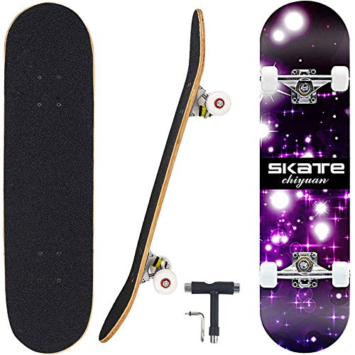 Geelife Skateboard 7 Layers Decks 31