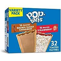 32-Count Pop-Tarts Breakfast Toaster Pastries
