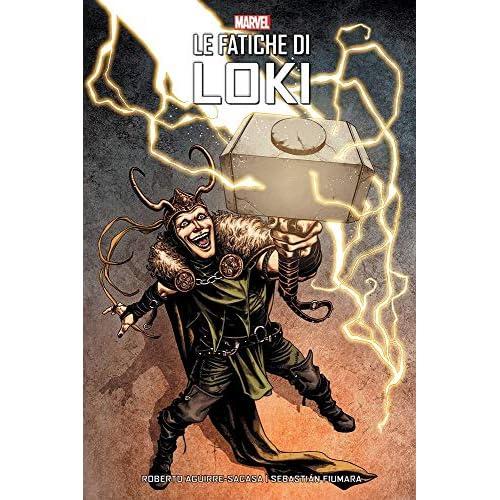 Le Fatiche di Loki - Marvel Geeks - Panini Comics - ITALIANO