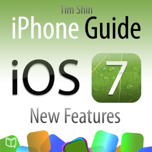 iPhone Guide iOS 7 New Features audiobook cover art