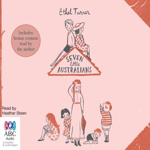 Seven Little Australians cover art