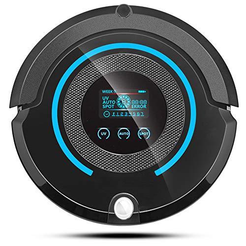 Buy Discount W Wireless Smart Robot Carpet Vacuum Cleaner for Home Sweep,Vacuum,Mop,Sterilize,Schedu...