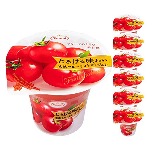 たらみ とろける味わい 本格フルーティトマトジュレ 36個セット