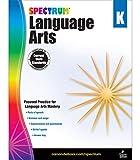 Spectrum | Language Arts Workbook | Kindergarten, 128pgs
