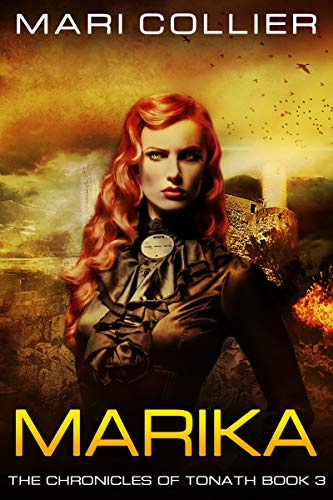 Marika (The Chronicles of Tonath Book 3)