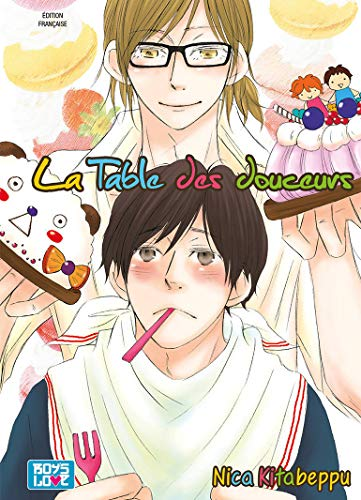 La Table des douceurs - Livre (Manga) - Yaoi