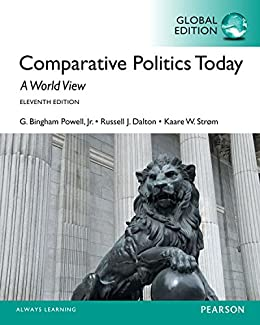 Comparative Politics Today: A World View, Global Edition (Law Express) by [Kaare Strom, Russell J. Dalton, G. Bingham Powell]