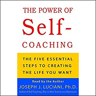 The Power of Self-Coaching audiobook cover art