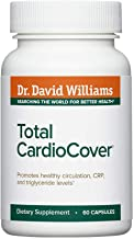 Dr. David Williams' Total CardioCover Cardiovascular Health Supplement, 60 Capsules (30-Day Supply)