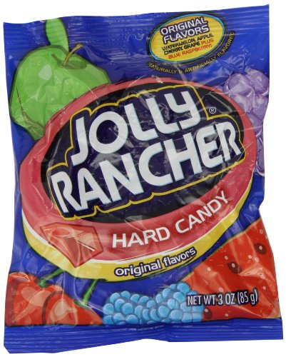 Jolly Ranchers Original Hard Candy 85 g (Pack of 5)