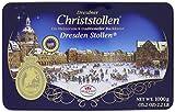 Dr. Quendt Dresdner Christstollen Dose, 1er Pack (1 x 1 kg) -