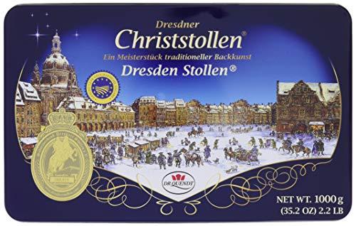 Christstollen nach Dresdner Art