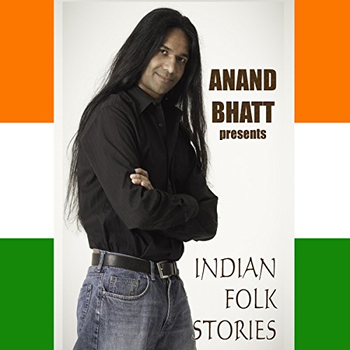 Indian Folk Stories audiobook cover art