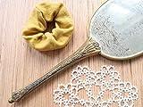 Scrunchie aus Musselin • Haargum...