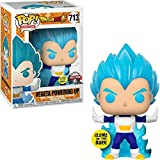 USA OFFICIAL Dragonball Z Funko Pop 713 Vegeta Powering Up Special Edition Glows in the Dark...