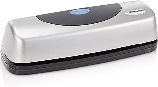 Swingline Electric 3 Hole Punch, Desktop Hole Puncher, Portable, 15 Sheet Punch Capacity, Silver/Black (74515) - A7074515