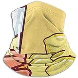 Cuello Bufanda Limones Zumo de Frutas Pasamontañas Máscara de esquí Más cálido Invierno Abrigo para la Cabeza