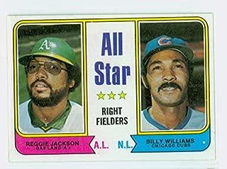 1974 Topps Baseball 338 All Star Right Fielders Near-Mint