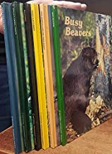 National Geographic Society Books for Young Explorers - Set of 6 Animal Books - How Animals Talk, Africa's Animal Giants, Raccoons, Animals in Summer, How Animals Care for Their Babies, & Busy Beavers
