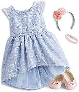 American Girl of 2019 - Blaire Wilson - Blaire's Bridesmaid Dress for 18 Inch Dolls
