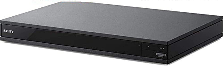 X800M2 Region Zone Code Free Blu Ray Player with Orei Travel Plug Adapter for Europe - Worldwide Use - 4K UHD - WiFi - PAL/NTSC