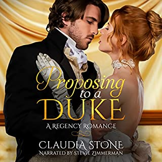Proposing to a Duke cover art