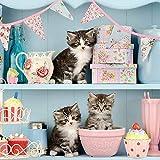 Serviette 'Kitchen Cats' 20 Stück