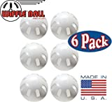 WIFFLE Ball Baseballs, 6 Piece
